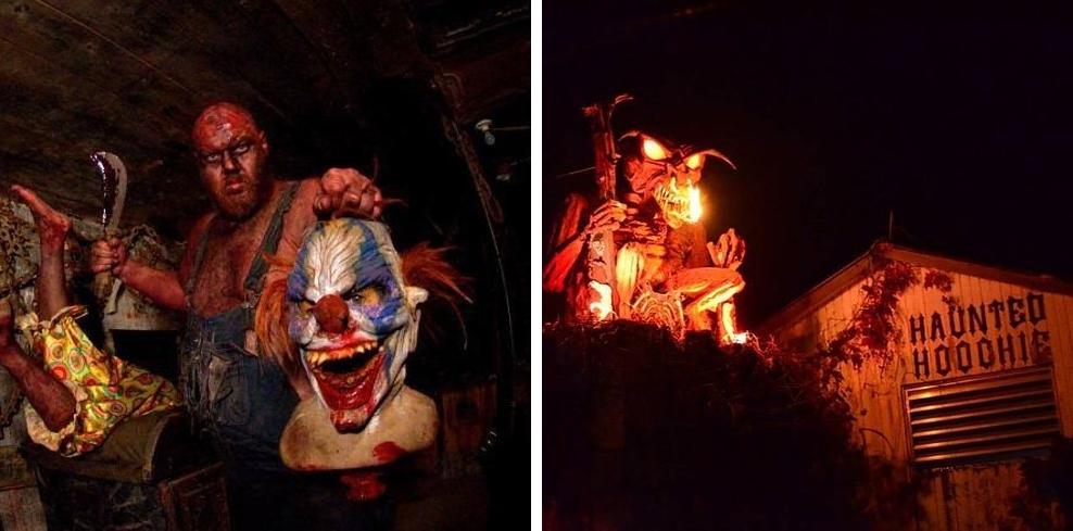 19間「連硬漢都會被嚇哭」的最恐怖鬼屋,我們放的這張照片已經是裡面最不恐怖的了!
