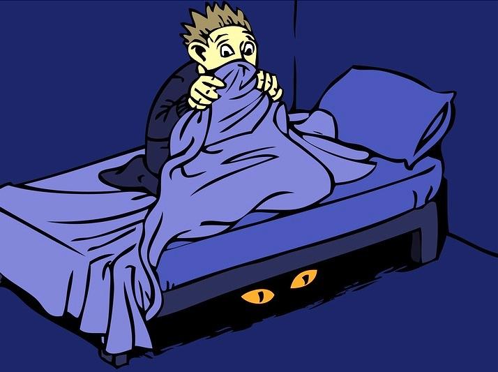 23個「極短篇鬼故事」用幾句就能把你嚇得屁滾尿流。