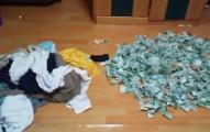 這名男子本來只是想洗個衣服,卻竟然因此讓存款增加了1500萬!
