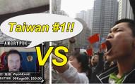這名外國實況主一直大喊「台灣第一名!」給中國玩家聽,中國玩家超意外的爆笑反應讓100萬網友都笑瘋了!
