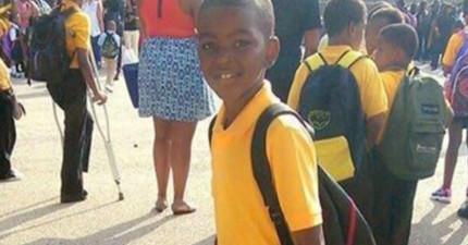 在這名9歲小男孩在暗巷裡被槍斃後,原本深受大家同情的媽媽在喪禮後做的事情讓大家都發文嗆爆!