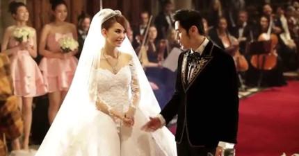 這就是婚禮業者一直不敢讓大家知道的小秘密,因為只要被發現他們就要通通虧錢了!