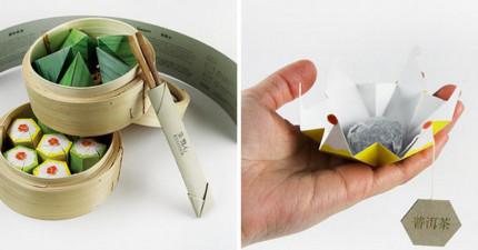 23個超有商業頭腦的天才才設計得出來的勁爆「偽裝包裝」,讓人第一眼都看不出是什麼!