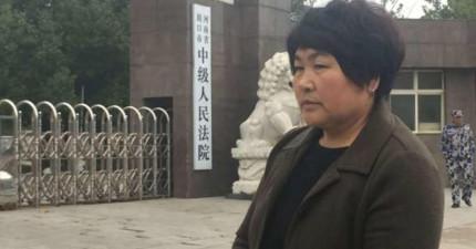 她花了17年青春年華只為了抓到5個殺夫仇人!超猛的「一人尋兇記」經過讓中國所有警方掩面羞愧了。