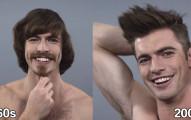 1分鐘看完100年來「男性主流造型風格」的差異變化!看到後來你會發現一件重要的事情...