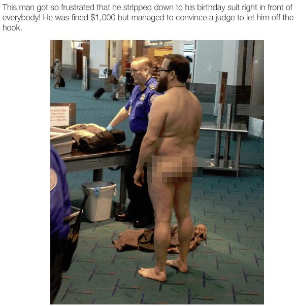 機場安檢X光時安檢人員「到底能看到什麼」?其實只要按下「反轉鍵」...安檢人員太爽了!