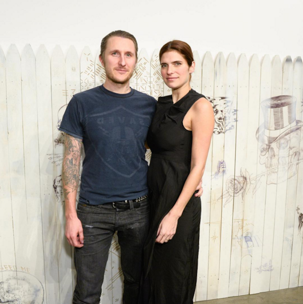 However, he is also the incredibly lucky man who is married to actress Lake Bell.