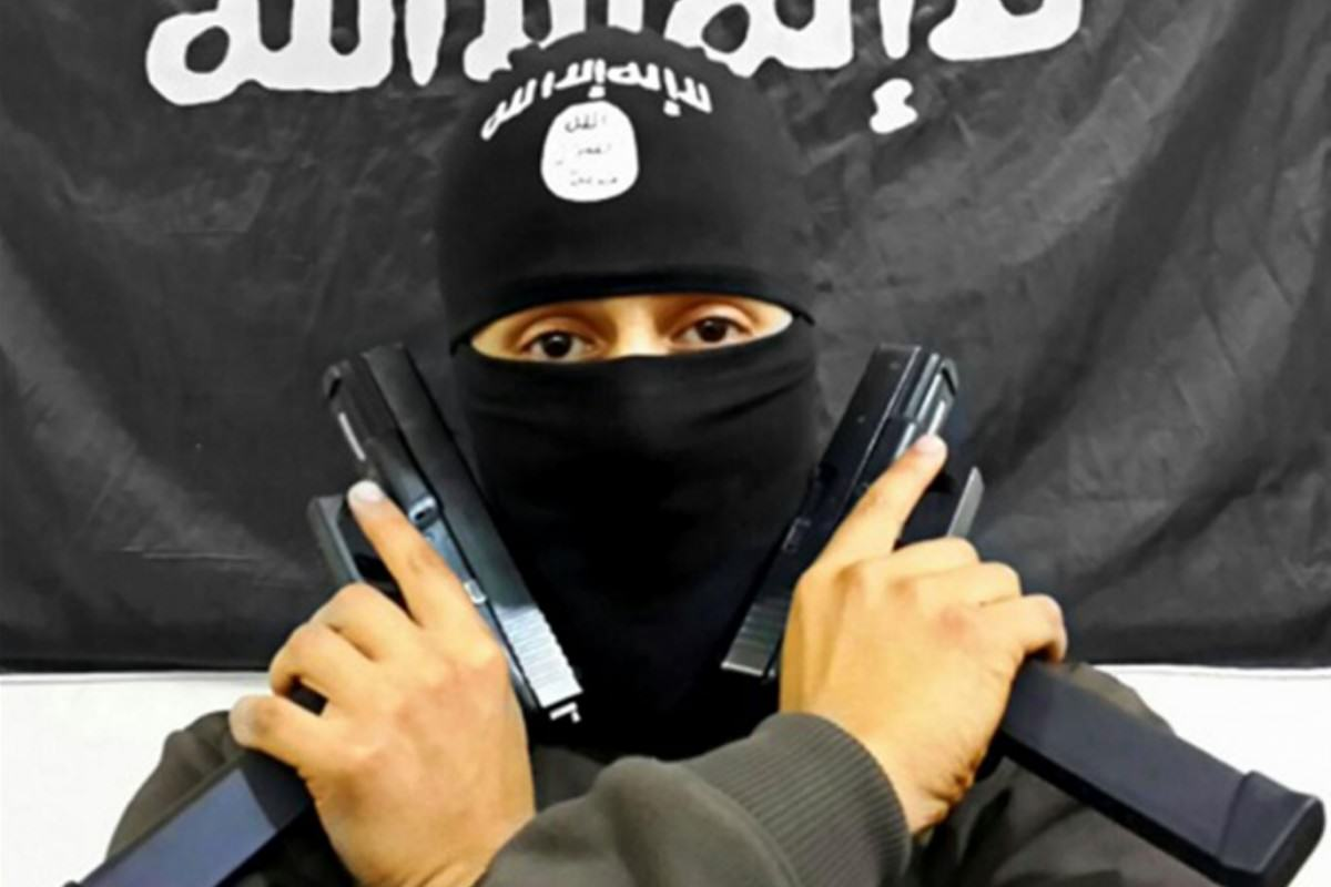 UNILADs Expert Reveals Why People Join Isis image