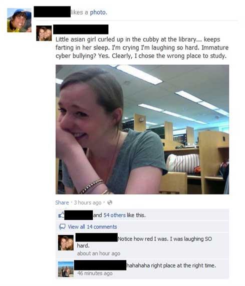 17個不知道在臉書可是個打臉天堂的「臉超腫人」。