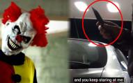 恐怖的小丑惡作劇終於「揭露因為太誇張所以無法公開的幕後拍攝真相」,看到原來拍攝過程中差點被殺死...