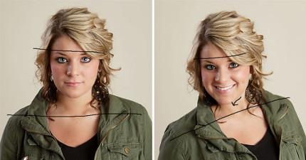 因為發現大多數人拍照的姿勢都錯了結果很不上相,這名專業攝影師出面教你這6種方法讓你也可以跟模特兒一樣好看!