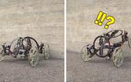 迪士尼研發的這台「新型爬牆機器人」我以為撞到牆就結束了,接著我就看到了汽車的未來了...