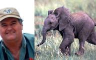 他因為私慾就獵殺無數動物,但最後其中一隻大象就把他給殺死了。