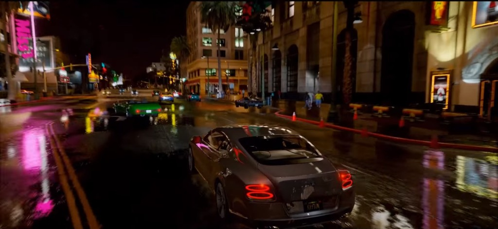 神級玩家「將《俠盜獵車手5》的遊戲畫面爆炸升級到真實世界等級」,你光用眼睛看也會超享受!