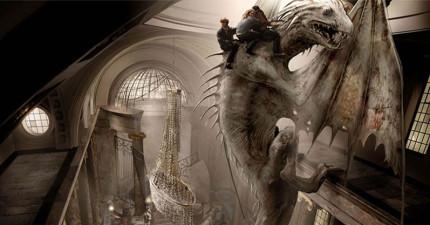 「哈利波特前傳」《怪獸與牠們的產地》預告片剛推出!他打開箱子時我就已經很想預定電影票了!