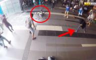 這間百貨公司裡拍下的恐怖「超能力者」片段已經把當天的目擊者都嚇壞了!