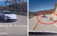 這本來只是一個普通測試2000萬超跑的影片,但因為3:17的「史上最瞎駕駛」就變成網路最紅影片了!