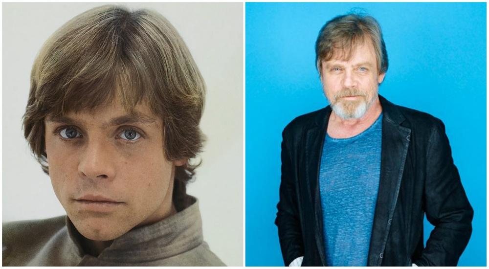 12個《星際大戰》經典角色的今昔對比照,看到他們現在的樣子會讓你瞬間覺得自己老了...