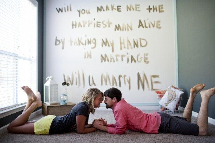 First Home Together Proposal #1
