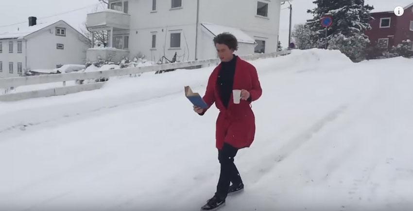 有人說在挪威早上喝咖啡是件很特別的事情,當我看到這支影片後我才發現有多麼神奇!