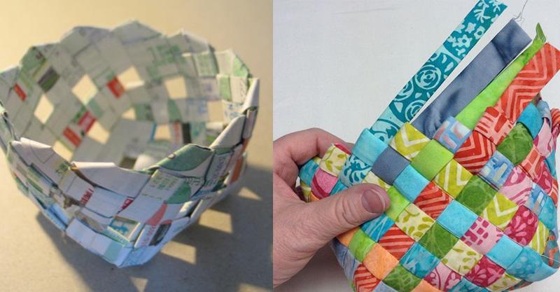 10個讓你「發誓再也不敢把廢紙丟掉」的超棒廢紙DIY省錢大絕!