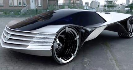 這款最新研發的汽車「只要加8公克燃料就能開一輩子」,看到能開的距離後我已經想要把我的車給開除了!