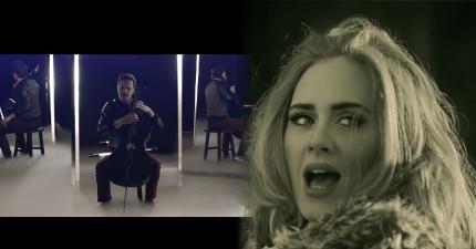 他們把Adele的「Hello」和莫札特完美連結,23秒的時候你就會發現這才是最完美的版本!