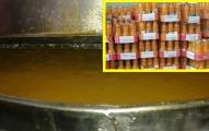 警方破獲這間黑心果汁工廠讓「超噁爛製作過程」公諸於世,看完後以後你買飲料前可能就會多想一下了...