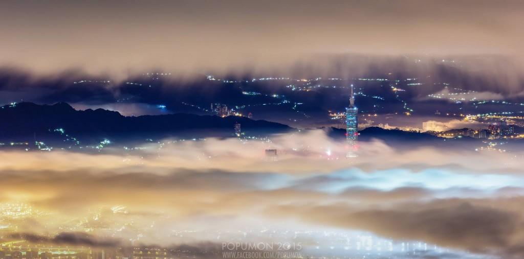 53張泰國攝影師在台灣拍攝的絕美照片,會讓台灣人都驚覺「連我都沒發現這麼美!」