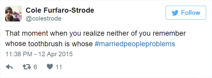 20位單身人士很希望可以看得懂的「結婚之後你每天都會遇到的甜蜜生活難題」。