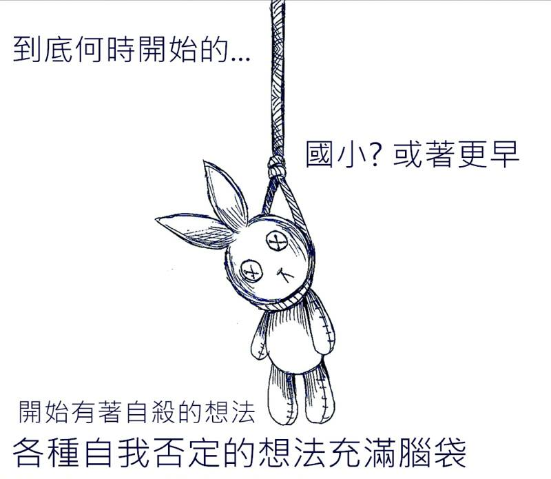 他鼓起勇氣跟媽媽說有憂鬱症,但媽媽無情回答讓這一切都無法挽回了...