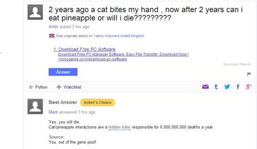 19位上網求助但「問題傻眼到讓你重新認識人性」的可憐網友。