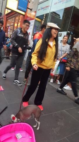 台灣歌手在澳洲街頭駐唱卻被中國大媽砸場,保持風度容忍後卻聽到大媽說出一句「讓全台灣人民都氣炸的話」!