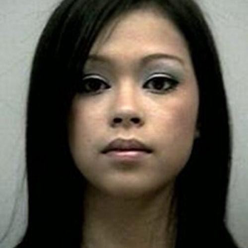 23張「美到完全無法起訴的」美麗罪犯照片。