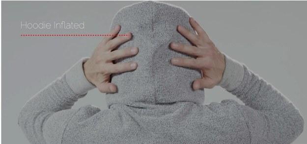 For $49, you can get a sleep pullover via the Hypnos Kickstarter.
