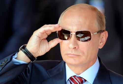 Vladimir Putins New Secret Weapon Against ISIS Is Absolutely Insane image