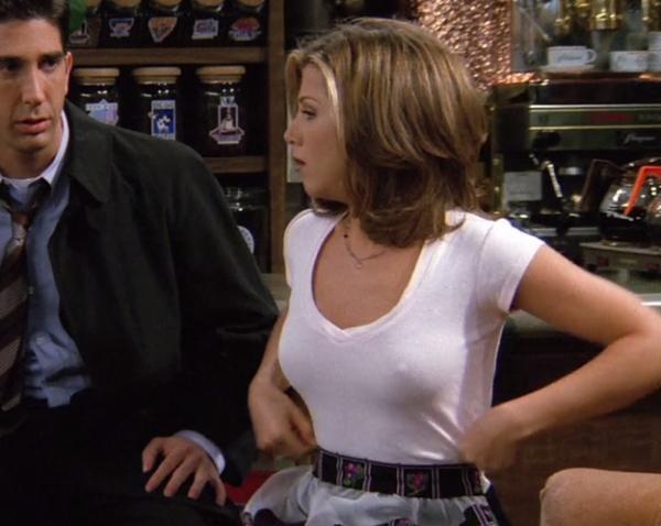 有網友發現美國電視劇《六人行》的攝影棚好像冷氣開得太強了...
