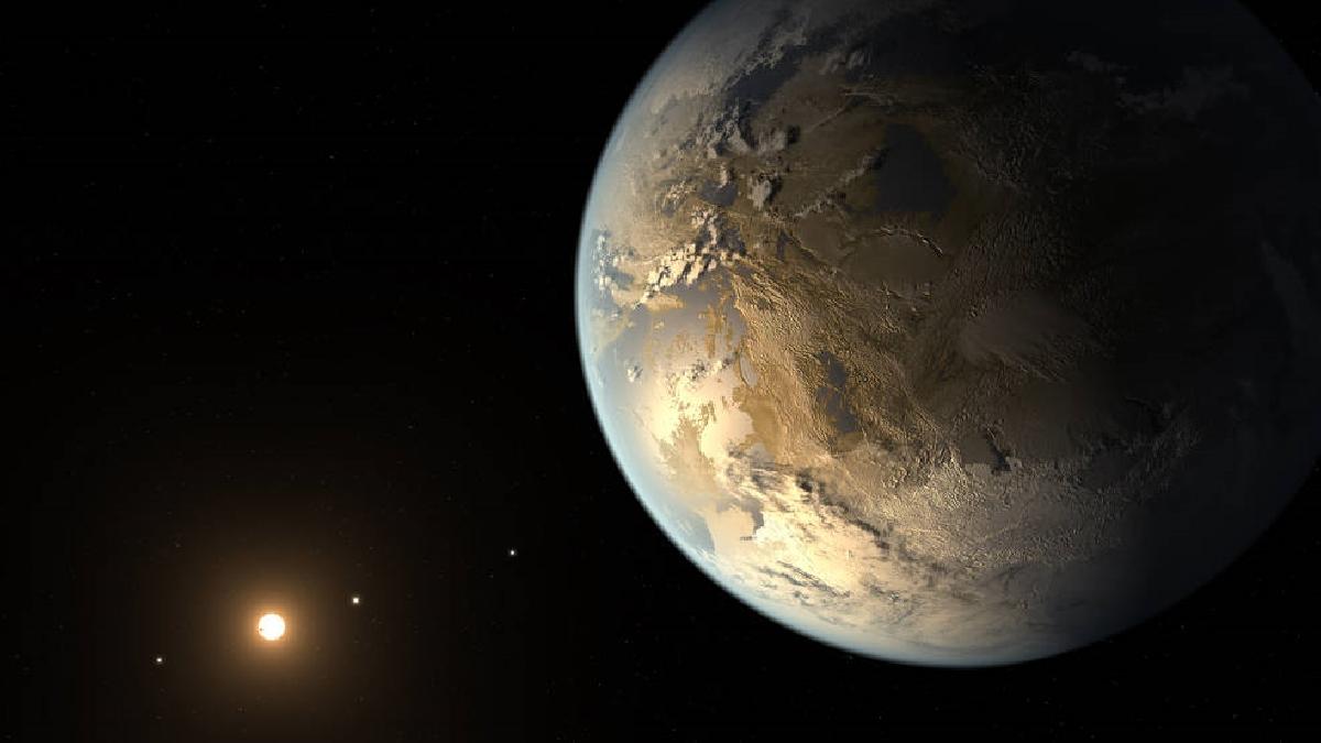 NASA找到的這顆「第二顆地球」,他們說是地球的表哥!