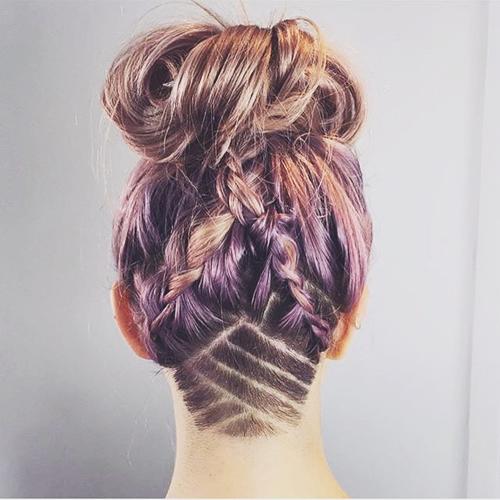 14張「不必剪長髮的叛逆剃髮造型」,會讓短髮女孩羨慕到馬上開始留長!