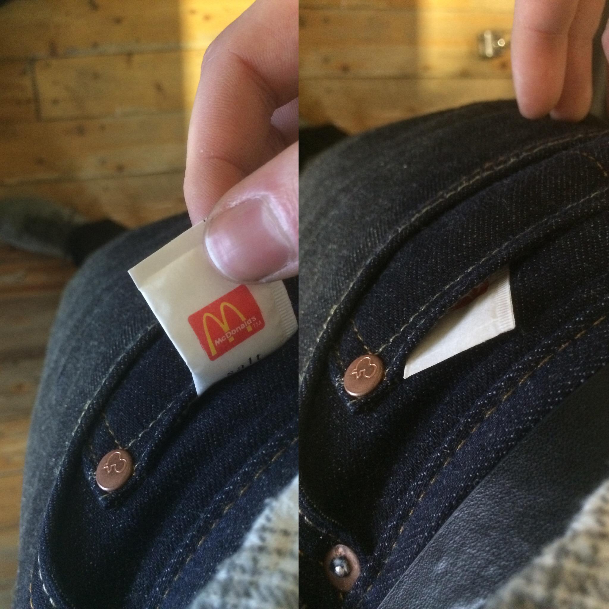 牛仔褲上那個超小的口袋到底要裝什麼?這位偉人早就發現你意料之外的超天才用法!
