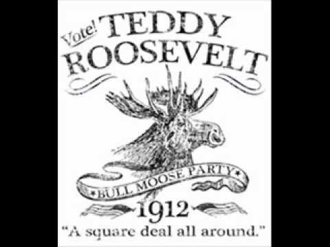 Losing the Republican nomination to Taft, Roosevelt decided to form the Bull Moose Party.