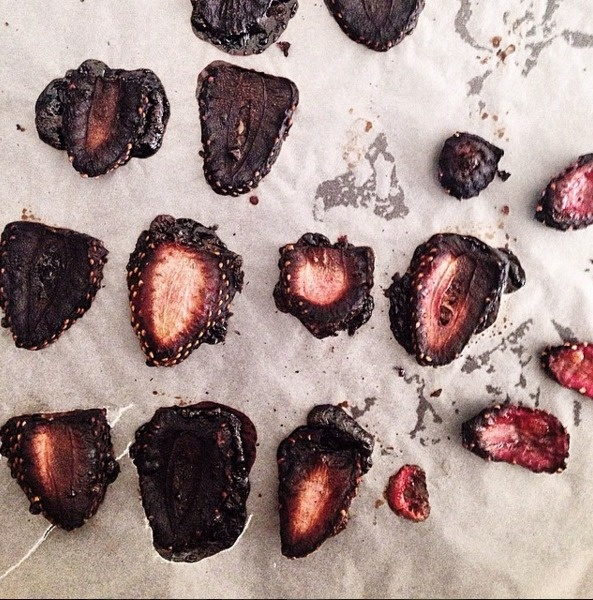 Burnt or chocolate overload?
