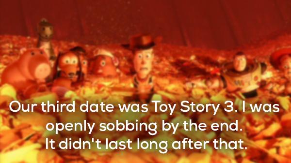 20個會讓人再也不敢相信愛情的「史上最糟糕的分手經驗」。