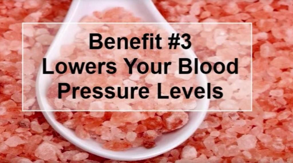 如果你每天都吃喜馬拉雅山粉紅岩鹽的話,這就是你身體會改變的驚人變化。