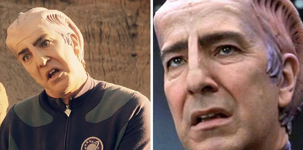13個艾倫瑞克曼扮演過的超經典角色,看完後才發現我們失去了最珍貴的巨星!