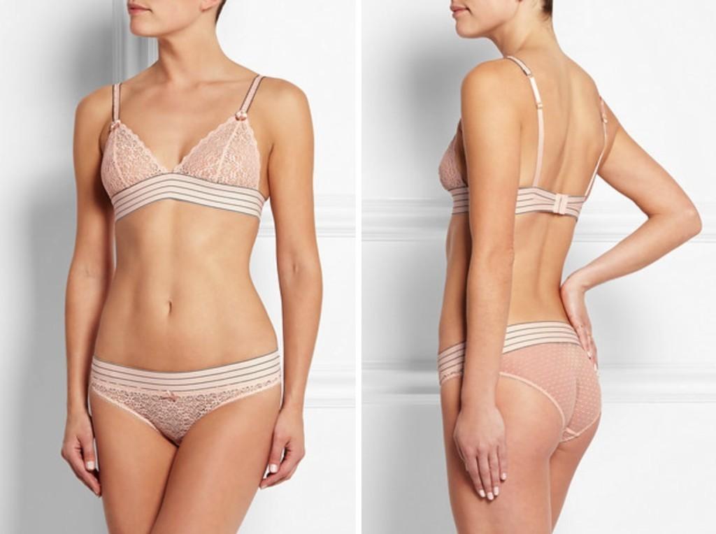 16件「美到讓人想直接外穿走上街頭」的最新潮流時尚胸罩!