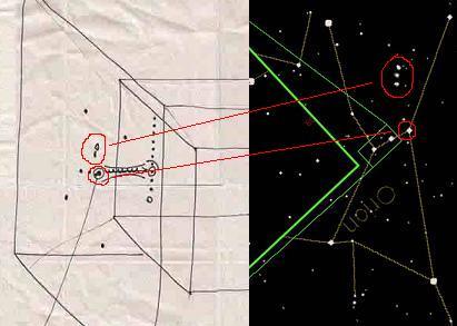他8年內「被外星人會談」11次 畫出「到外太空的地圖」專家傻眼:是真的!