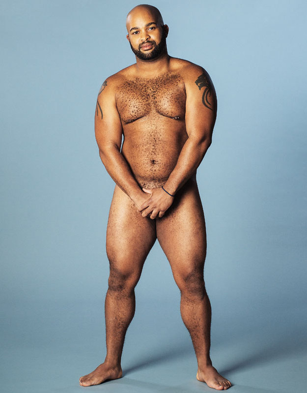 12位鼓起勇氣登上雜誌封面的「特殊裸體模特兒」,他們的真實身份會讓你佩服到覺得有點慚愧!