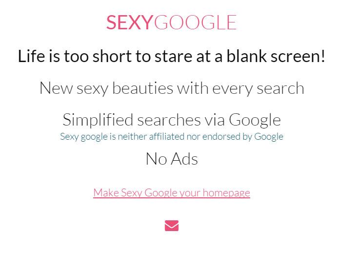 今天有間公司特別推出「性感Google」,現在我才發現Google要這樣用才會天天開心!