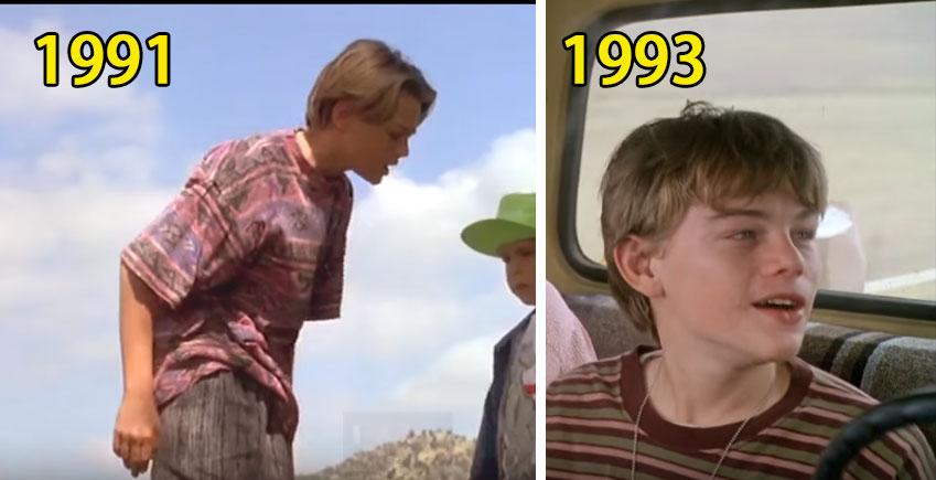 幾分鐘看完李奧納多25年來所有電影後,看到2006年那部我覺得他早該得奧斯卡了!